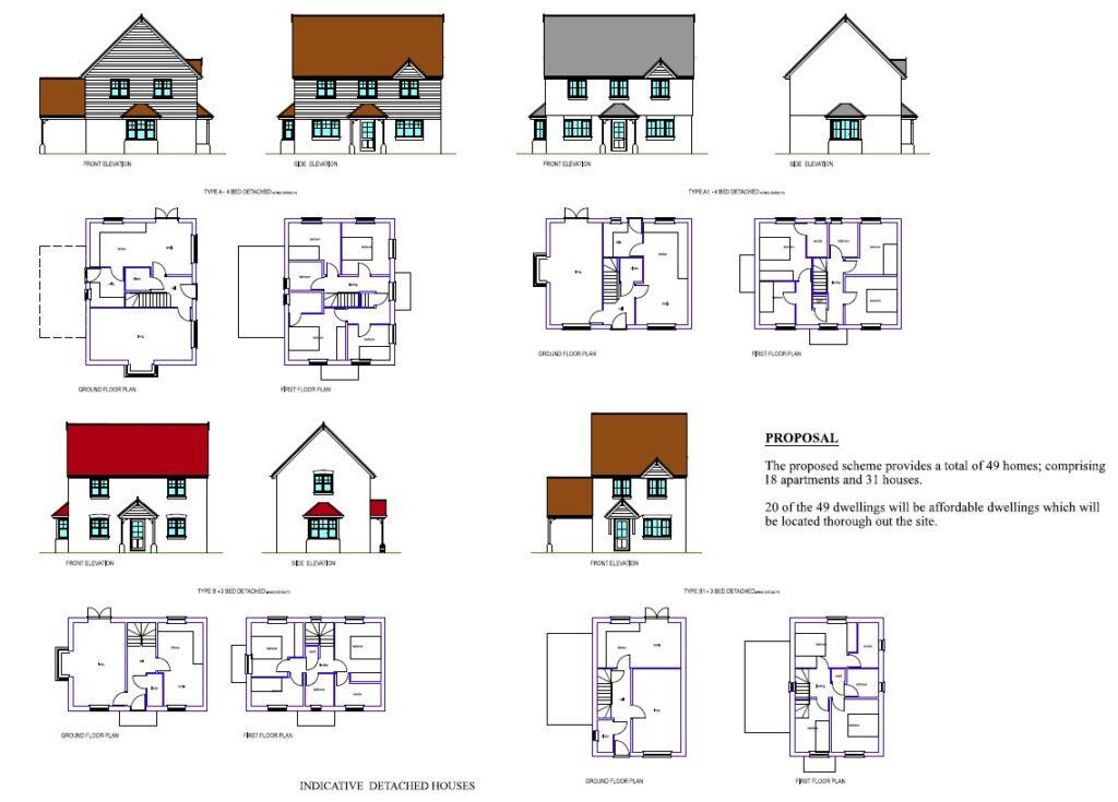 House Types 1